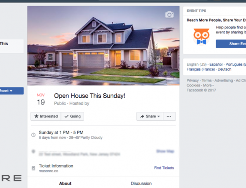 3 Step Open House Marketing Strategy